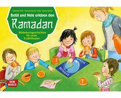 Bildkarten Betuel und Nele erleben den Ramadan-1