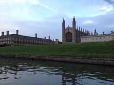 Vistas del King's College desde el río  #WeLoveBS #inglés #idiomas #Cambridge  #ReinoUnido #RegneUnit #UK  #Inglaterra #Anglaterra #College   #Jóvenes #adolescentes #summer #young #teenagers #boys #girls #city #english #awesome #Verano #friends #group #anglès #cursos #viaje #travel #viatge  #estiu #instatravel