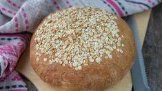 Rezept: Haferflocken-Quark-Brot - wenn Weizen ein Tabu ist