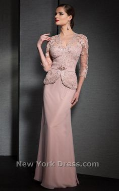 Clarisse M6125 Dress - NewYorkDress.com