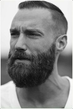 The Most Popular Beard Grooming Styles in 2018 - Neatly Trimmed is Top Neckline beard trimming Old School Hairstyles, Cool Hairstyles For Men, Short Hairstyles, Short Haircuts, College Hairstyles, 1940s Hairstyles, Modern Haircuts, Popular Hairstyles, Wedding Hairstyles