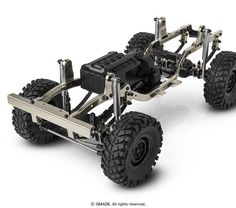 Rc Kits, Rc Motors, Rc Cars And Trucks, Rc Remote, Robot Design, Tracking System, Kit Cars, Control, Scale Models