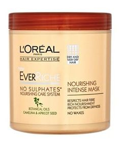L'Oreal EverRiche Nourishing Intense Mask