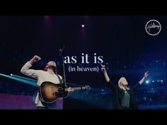 As It Is (In Heaven) Lyrics - Hillsong Worship         |          Christian Song Lyrics
