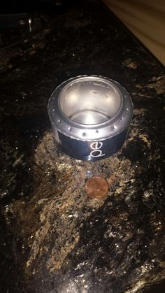 DIY pop can backpacking stove