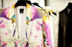 <3 this flower jacket