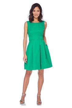 Vente SINEQUANONE / 23683 / Robes et combinaisons / Robes sans manches unies / Robe dos nu Vert