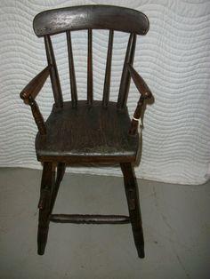 1939.37.20, High Chair.