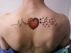 music tattoo designs