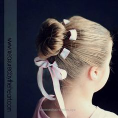 Check out this Woven Ribbon Bun I 37 Creative Hairstyle Ideas For Little Kids  The post  Woven Ribbon Bun I 37 Creative Hairstyle Ideas For Little Kids…  appeared first on  Emme's Hairstyles .