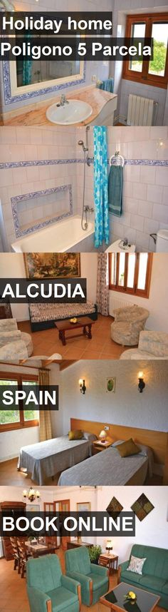 Hotel Holiday home Poligono 5 Parcela in Alcudia, Spain. For more information, photos, reviews and best prices please follow the link. #Spain #Alcudia #hotel #travel #vacation