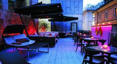 Aria Terrace at The Gray #milan