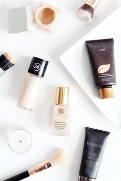 The Lovecats Inc: BEAUTY: Five Full Coverage Foundations
