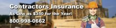 If you're in Indiana, and you're a contractor, and you need contractors insurance, then visit www.contractorsinsuranceindiana.net for Contractors Insurance in Indiana.