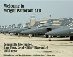 Wright Patterson AFB, Ohio: Community Info, Base News, Local Military Discounts and much more.
