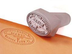 leather goods logos tools - Pesquisa Google