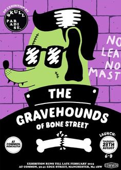 kateprior: Manchester! The Gravehounds of Bone... - ✂ SS // FF
