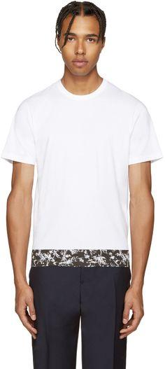 Marni - White Cloud T-Shirt