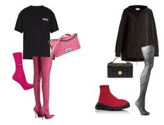 """""""READY SET GO"""" by itsindiaross on Polyvore featuring Balenciaga, MCM and Chanel"""