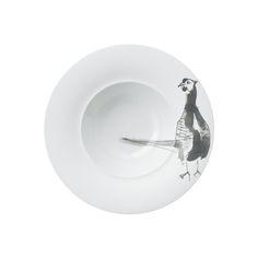Hering Berlin   drawing on porcelain, beautiful tableware design