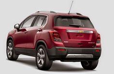 o carro Chevrolet Tracker 2015