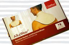 Keine Nacken- und Schulterschmerzen mehr? Vielleicht ist #pjentschura ihre #Nackenwickel bzw #Bronchienwickel etwas. #Alkawear