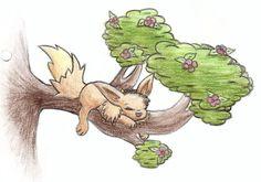 Evoli schlaf ein