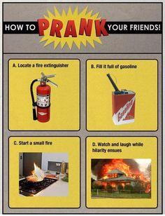 Prank your friends #humour