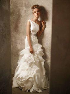 Fashion Friday: White by Vera Wang   David�s Bridal