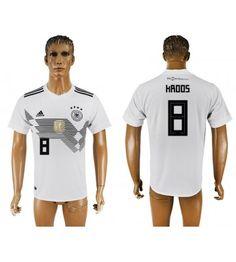 Deutschland Toni Kroos 8 Heimtrikot WM 2018 Herren Toni Kroos, Thomas Muller, Mats Hummels, Polo Shirt, T Shirt, Mario, Polo Ralph Lauren, Sports, Mens Tops