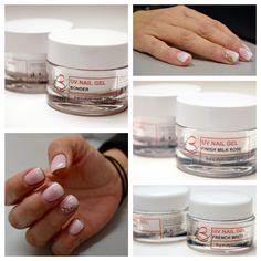 French manicure, french gel, B in, #BeautyInNails, http://www.beautyin-nails.com/product