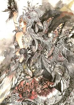 Amazing Examples of Manga and Anime Artwork (click the link)