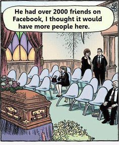 They just need to post pictures. The Facebooks friends will be watching. ha