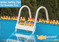Water Safety Tips for Summer Fun