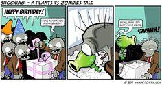 A Plants vs. Zombies Tale
