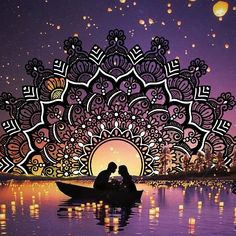 Mandala Art Therapy, Mandala Art Lesson, Mandala Artwork, Mandala Drawing, Mandala Painting, Zentangle, Mandela Art, Doodle Art Designs, Art Painting Gallery