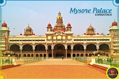 Palace of Mysore also known as Amba Vilas Palace one of the historical and most spectacular palace in Mysore (City of Palaces), Karnataka. Second most famous tourist attractions in India. It houses two Darabar Halls and face famous Chamudi Hills.  #Royalityontrain #luxurytravel #indiatravel #incredibleindia #luxuryindia #luxurytrainsindia