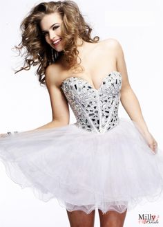 Shop prom dresses and long gowns for prom at Simply Dresses. Floor-length evening dresses, prom gowns, short prom dresses, and long formal dresses for prom. Grad Dresses Long, Sherri Hill Prom Dresses, Tulle Prom Dress, Cheap Prom Dresses, Homecoming Dresses, Short Dresses, Wedding Dresses, Party Dresses, Formal Dresses