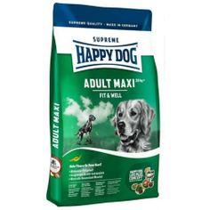 Η Happy Dog Ελλάδας κληρώνει 2 σακιά Adult Maxi τροφές 15+2Kg συνολικής αξίας 92€ ( 46€ έκαστο ) για τους φίλους της στο Facebook.