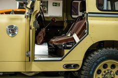 Bell Aurens Longnose Hardtop Land Rover Defender S2