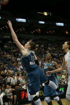 The Minnesota Lynx added another win to their column with a 79-67 victory over the Chicago Sky. Lindsay Whalen had 25 points and eight assists as the Lynx fought off a 7:02 scoring drought in the third quarter. Sylvia Fowles had 22 points and 13 assists for her ninth double-double of the season, leading the WNBA in that category.
