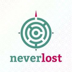 Never Lost Maze logo