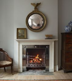 Compton Fireplace Surround