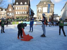 Goudse IJsbaan - Ice Rink
