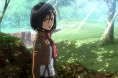These Are the Best Attack on Titan Characters: Mikasa Ackerman