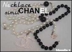 Chanel .... in noir, aussi