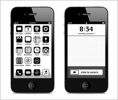 Even Better Than iPhone 5: An iPhone With The 1986 Mac OS | Co.Design: business   innovation   design