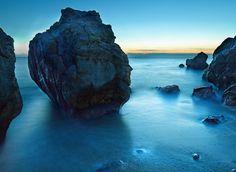 The Boulder - Agia Paraskeuei Kassandra Halkidiki Greece Halkidiki Greece, Paradise Places, Holiday Places, Greece Travel, Greece Trip, Thessaloniki, Beach Walk, Amazing Destinations, Bouldering
