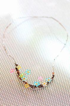 再生工芸家・和田康彦           アクセサリーを制作しています。