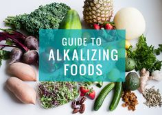 Learn about alkalizing foods, acidic foods and the benefits that they have on your body with this informative article and diet tips from HelloNatural.co
